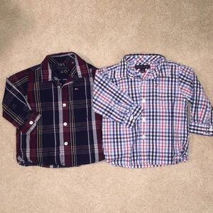 Tommy Hilfiger Button Down Shirt (Set of 2)